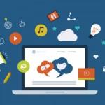 El marketing de contenidos a través de las redes sociales