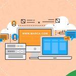 ¿Qué es dominio y hosting? ¿Por qué son indispensables para mi sitio web?