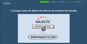 Majestic SEO: Mejora tu LinkBuilding y controla tus enlaces